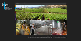 Lyve Winery Wastewater Systems